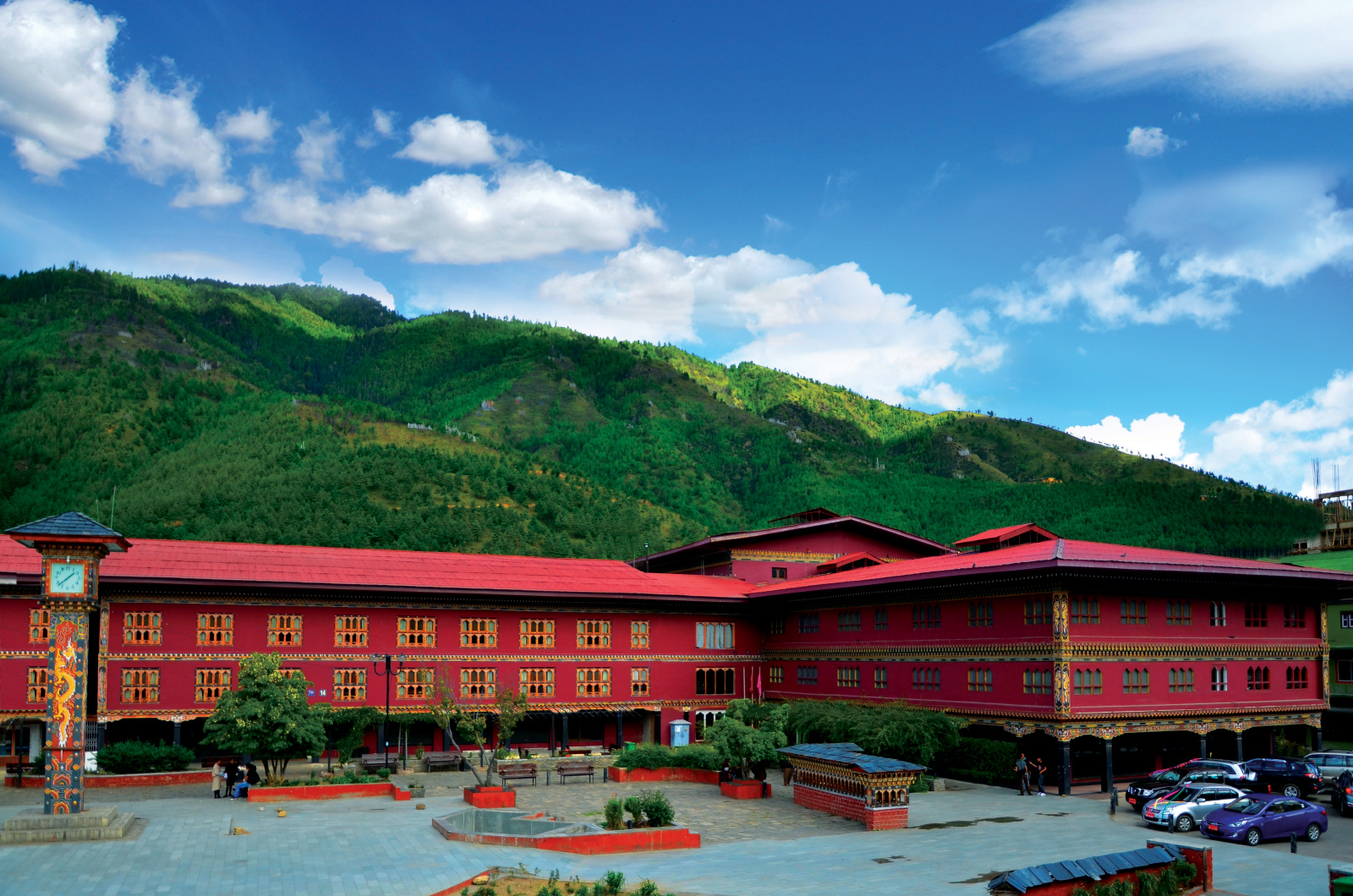 Hotel Tourism Council Of Bhutan